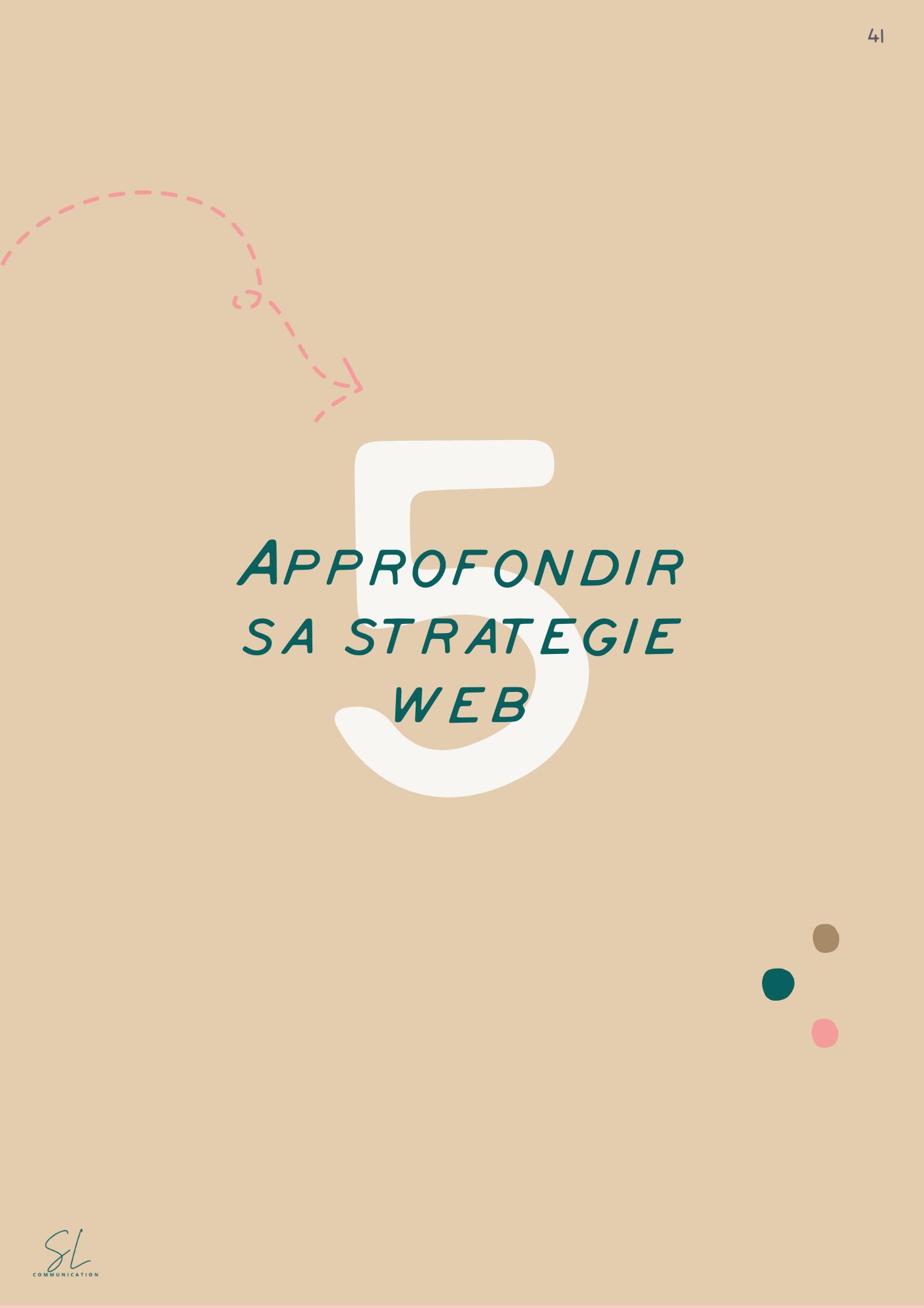 stratégie-web